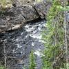 Kuusamo - Oulanka River In Oulanka Canyon