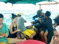 Kwale Island (Safari Blue)