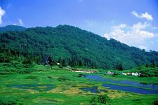 Kōya Pond And Kōya Mountain Hut