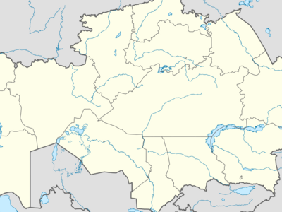 Kzo Is Located In Kazakhstan