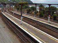 Kaiwharawhara la estación de tren