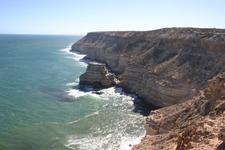 Kalbarri Island Rock