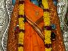 Kali Idol At Chittaranjan Park Kali Mandir