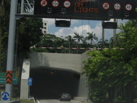 Kampong Java Tunnel
