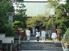 Hondo The Main Temple