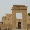 Entrance To The Temple Of Khonsu
