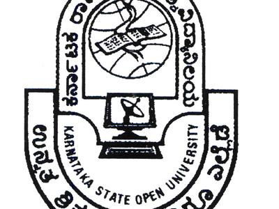 Karnataka  State  Open  University Logo