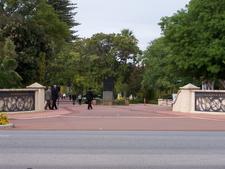 Main Entrance To Karrakatta Cemetery