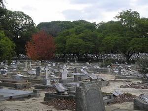 Karrakatta Cementerio