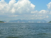 Kau Yi Chau On Left And Green Island Right