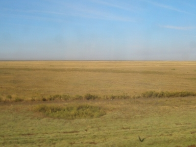 Kazakh Uplands.