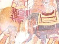 Kazanlak Tomb Fresco 6 340230