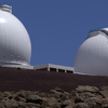 The Keck Observatory Domes