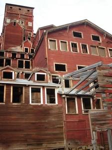 Kennecott Mill Exterior