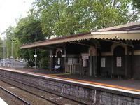 Kensington Railway Station