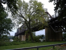 Kentucky & Indiana Terminal Bridge