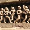 Khajuraho Outside Wall