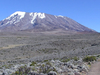 Kibo Summit Of Kilimanjaro