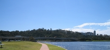 Kings Park From South Perth