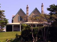 Kirribilli House