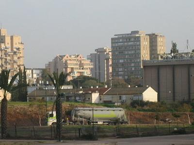 Kiryat Ono Skyline