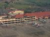 Kochi Airport Aerial View