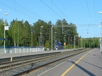 Birch Hovi estação ferroviária