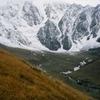 Kolka Glacier