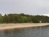 Konevets Sand Beach Lake Ladoga