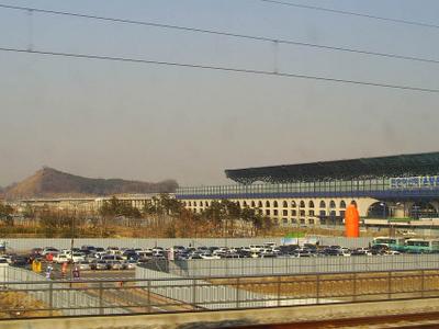 Cheonan-Asan Station