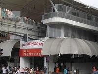 Kuala Lumpur Sentral estación de tren