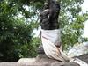 The Murugan Statue In Kumbakarai Falls