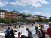 Kungsträdgården In The Middle Of Summer