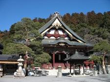 Kuonji Temple Soshidou