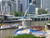 Kurilpa Bridge Construction 2