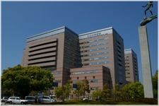 New Hospital Building
