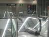 Escalators At The Station Hall