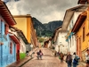 La Candelaria Street View - Downtown Bagota - Colombia