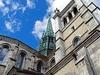 La Cathédrale Saint-Pierre In Geneve