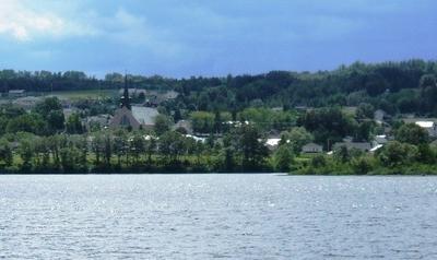 Lac  Au   Saumon