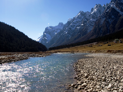 Lachen River