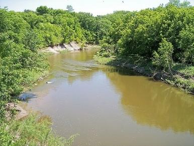 Lac Qui Parle River