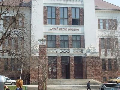 Laczkó Dezső County Museum, Veszprém