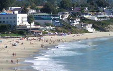 Laguna Beach Swimming