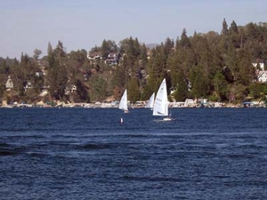 Lake Arrowhead Reservoir