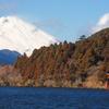 Lake Ashi And Mt Fuji Hakone