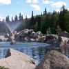 Lake At Chena Hot Springs