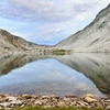 Lake At Medicine Bow Mountains WY