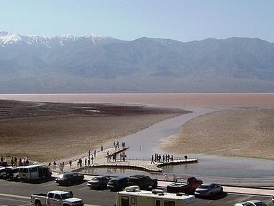 Lake Badwater