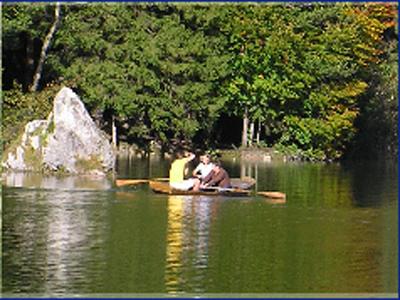 Lake Berglsteiner Kramsach Austria